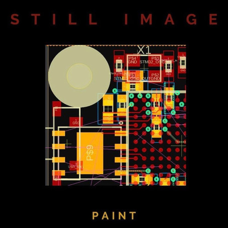 "Band Aid: Still Image and Their Latest Single ""Paint"""