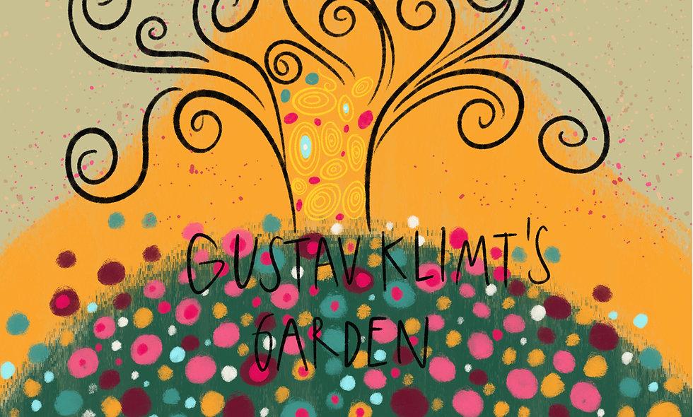Art lesson inspired by G. Klimt