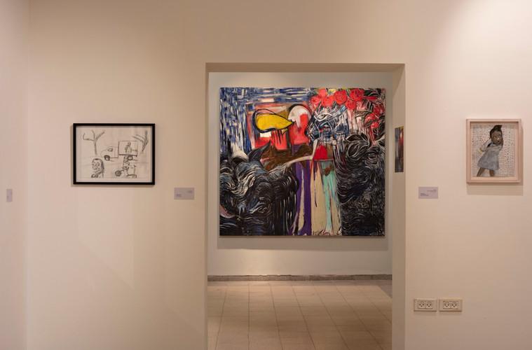 "RVO, In the group exhibition ""Fluidity Mechanics"", Nahum Gutman Museum, Tel Aviv, 2020-2021"
