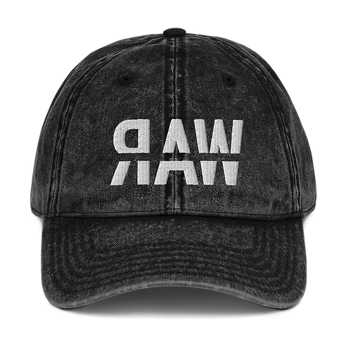 RAW Acid Wash Hat