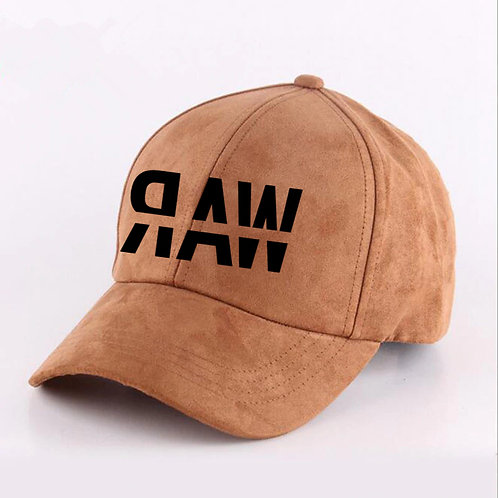 RAW Leather Hat