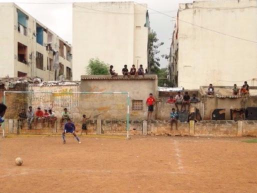 More than a sport: Football in Vada Chennai