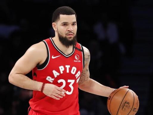 Fred VanVleet resigns with the Toronto Raptors in 8.5-crore-dollar deal
