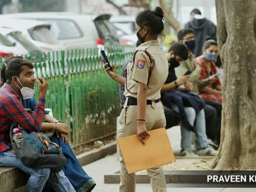 Fine for not wearing mask in Delhi now 2000 rupees