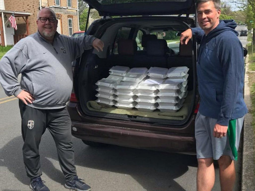 Two Dads start Cookies for Caregivers initiative