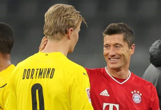 Dortmund lose out to Munich at home in 90-minute thriller