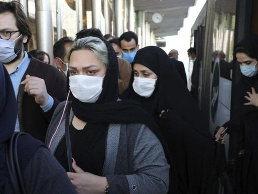 WHO warns of deadly second wave of virus across the Middle-east