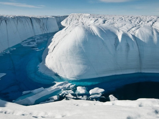Greenland's glaciers receding at a faster rate than predicted