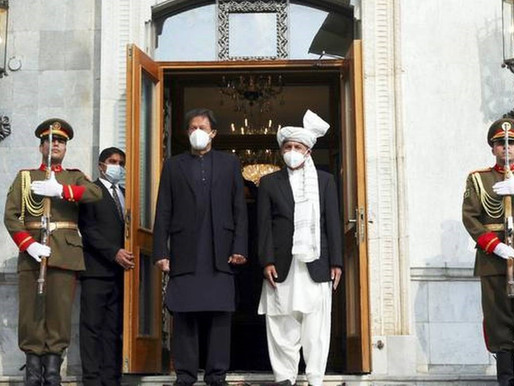 Imran Khan pays first official visit to Afghanistan during crucial negotiations