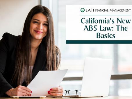 California's New AB5 Law: The Basics