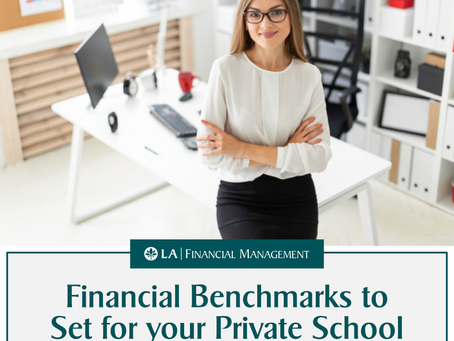 Financial Benchmarks & KPIs to Consider for your School