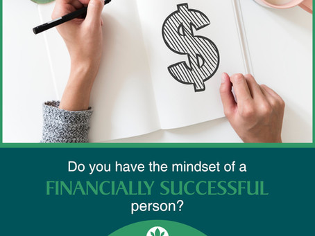 Do You Have the Mindset of a Financially Successful Person?