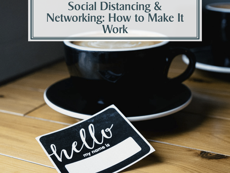 Crafty Connecting: Staying Connected While Being Apart