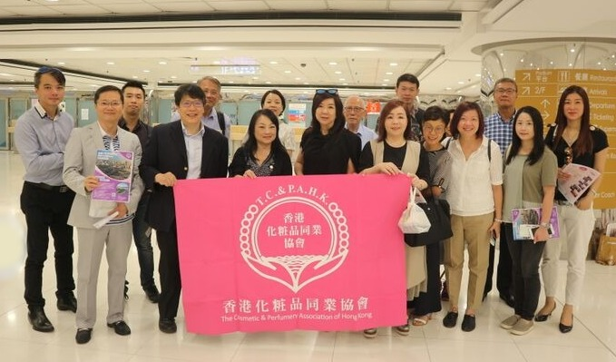 HKCA Trip to ZhongShan - 22 Jun 2018