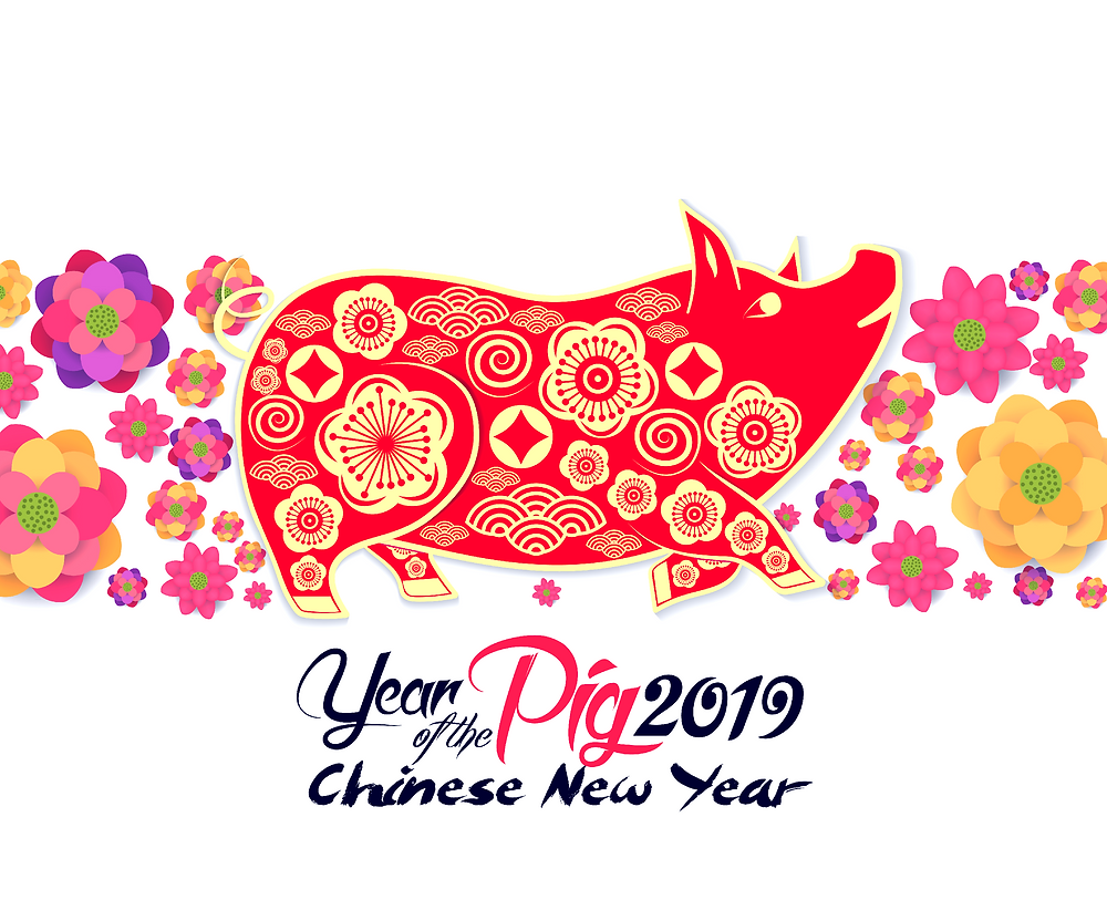 The Year of Pig 2019