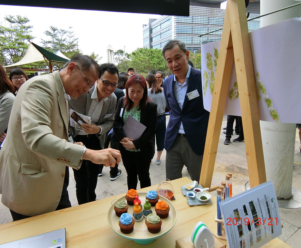 Guests are interested to know more on various micro algae application