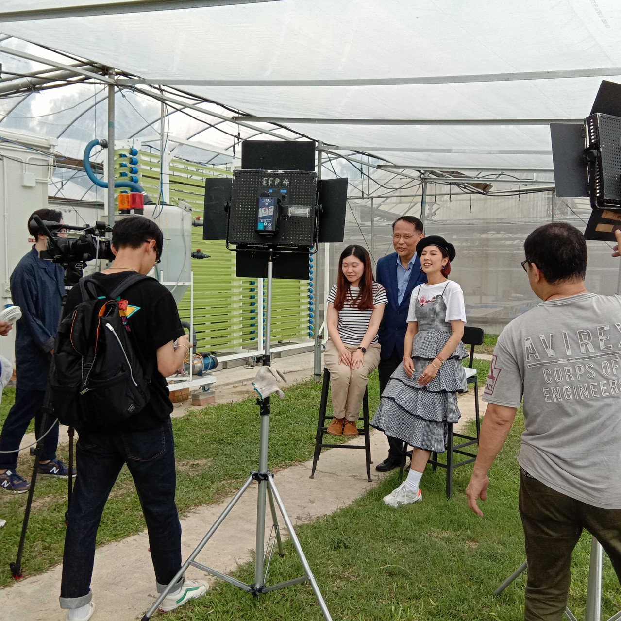 Geb Impact interview shooting