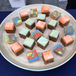 micro algae cakes