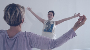 Dance and Expressive Arts Therapy as a cure for emotional burnout.