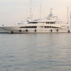 Yacht Monaco Wolf , in Split Kroatie