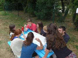 Un regard sur le parcours collectif avec les jeunes du GPAS Val d'Ille.