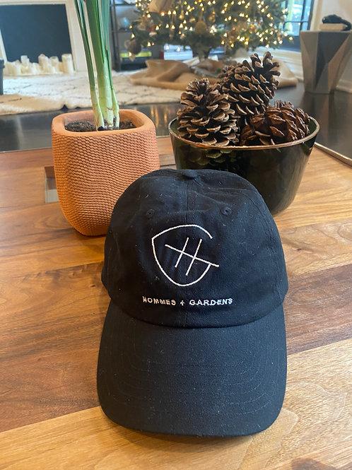 Black Hommes+Gardens Cap