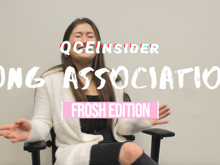 Song Association: Frosh Edition