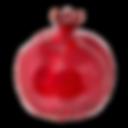 Handmade-Textured-Ceramic-Pomegranate---