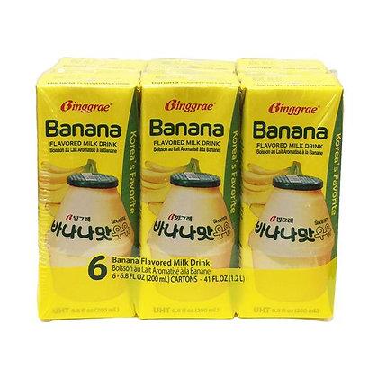 Banana Milk 香蕉牛奶