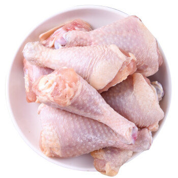 Frozen Chicken (Raw)