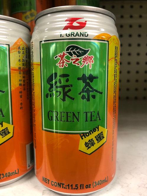 T. Grand Honey Green Tea 茶之鄉蜂蜜绿茶