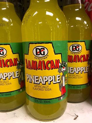 Jamaican Pineapple Soda