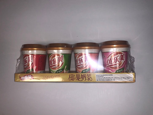 Instant Milk Tea (Assorted Flavors) 优乐美奶茶(混合风味)