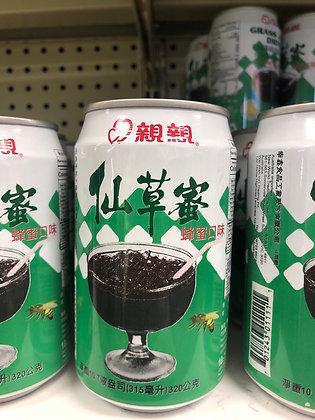 Chin-Chin Grass Jelly Drink Honey Flavor 亲亲仙草蜜 蜂蜜味