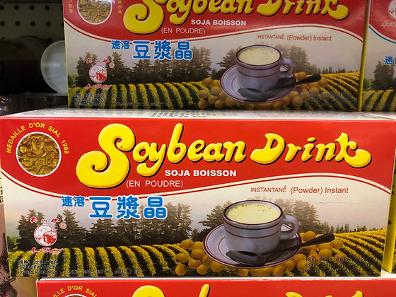 Soybean Drink 速溶豆浆