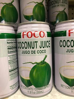 FOCO Coconut Juice 椰汁饮料