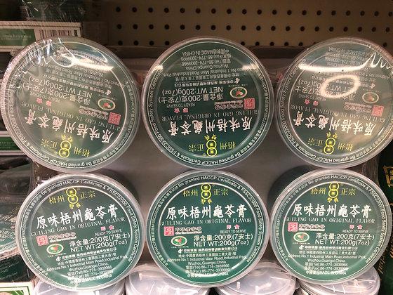 Chinese Herbal Jelly 梧州龟苓膏