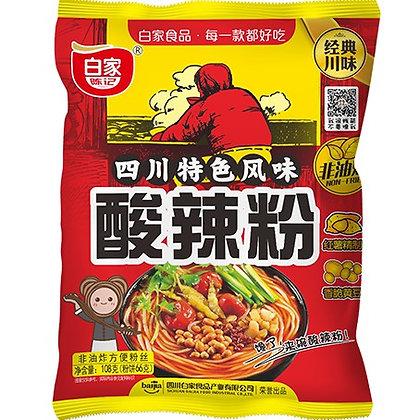 Spicy Instant Rice Noodles 麻辣粉