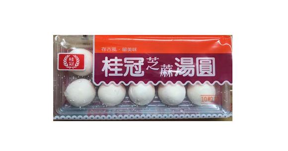 Sesame Rice Balls 桂冠芝麻汤圆