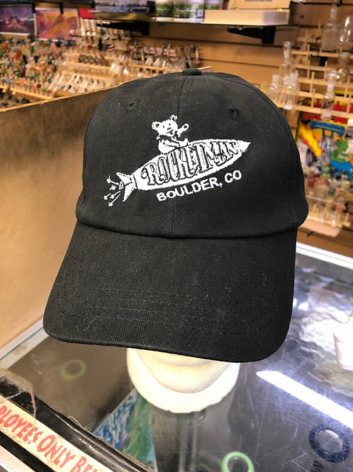Rocketman Boulder Dad Hat