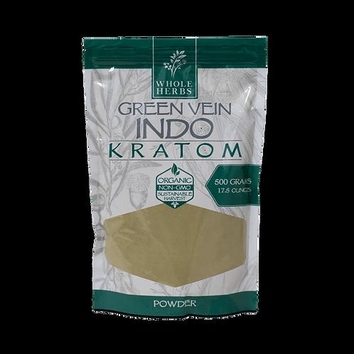 Whole Herbs Kratom Powder (8oz)