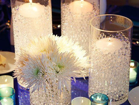 Absolutely Stunning Centerpieces