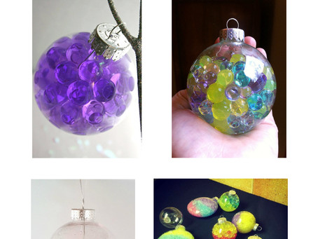 Crafts for water beads-Ornament