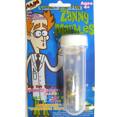 Zanny Marbles-5 pack