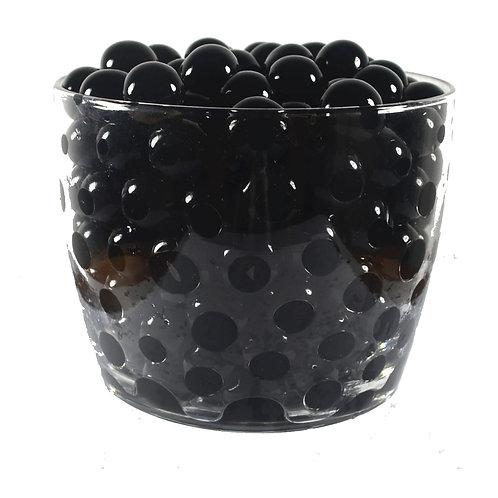 Elegant  Look  Black Water Beads