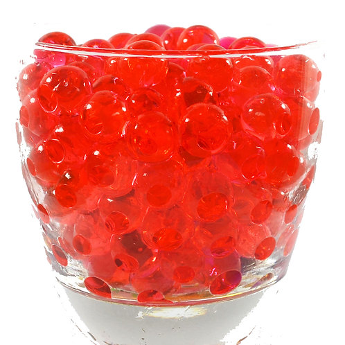 Buy Red Water Beads