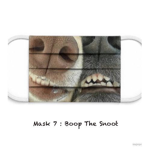 Mondmasker 7 Boop the Snoot