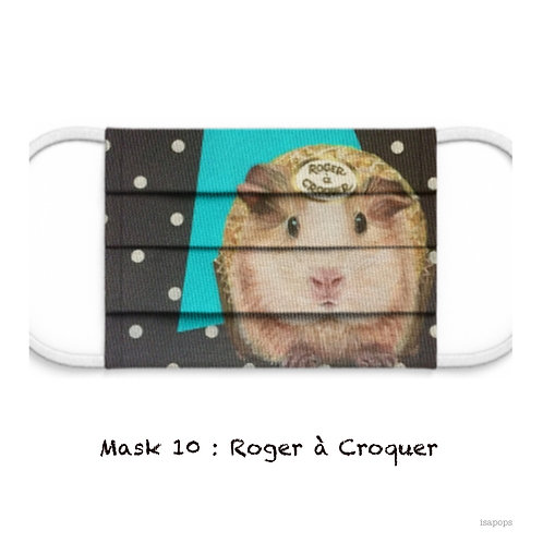 Mondmasker 10 Roger à Croquer