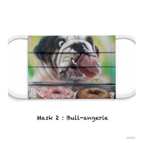 Mondmasker 2 Bull-angerie