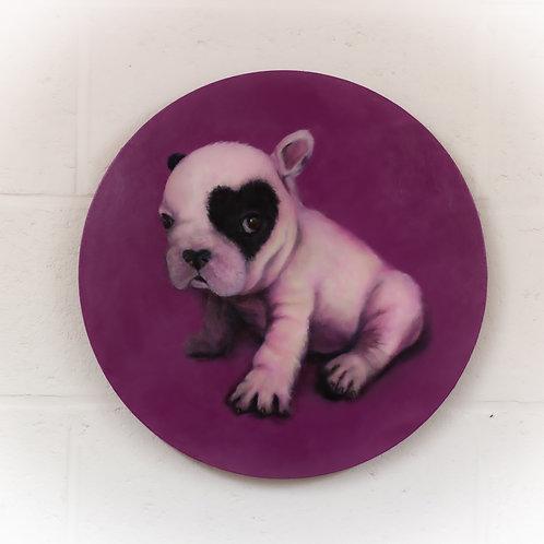 Postkaart Luv' Puppy